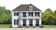 Americana, Zachary's only Traditional Neighborhood Development, features 13 spacious, elegant floorplans to choose from.