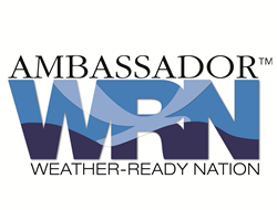 NOAA Weather Ready Nation Logo