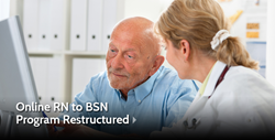 Ashland University Restructures Online RN to BSN Program