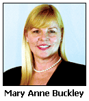Top Echelon Network recruiter Mary Anne Buckley, CPC of Interstate Recruiters Corp