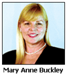 Mary Anne Buckley Top Recruiter in Pacific Region for Top Echelon in...