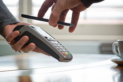 Contactless POS and NFC enabled device