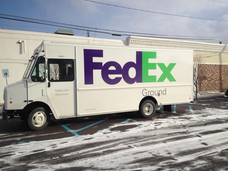 How To Get A Free Car From The Government >> ROUSH CleanTech Unveils First FedEx Ground Fleet Vehicle Fueled by Propane Autogas