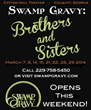 """Swamp Gravy: Brothers and Sisters"" Returns to Cotton Hall This Weekend"