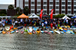 Stand Up Paddle Board Expo and Demo at the Blockade Runner