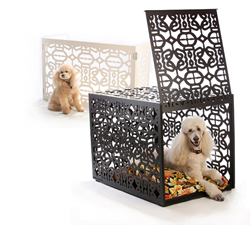 Luxury Pet Gates and Crates