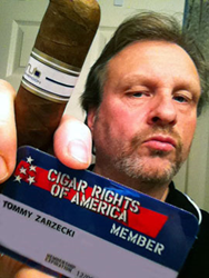 cigars, tommy zman, fda cigar regulation, cigar rights of america, famous smoke shop