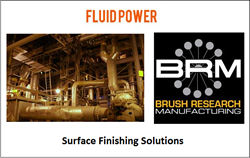 Surface Finishing Solutions for Fluid Power