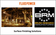 Flexible Honing for the Fluid Power Industry; BRM Announces Deburring...