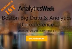Boston's First Weeklong Big Data And Analytics Unconference