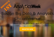 Boston's First Weeklong Big Data And Analytics Unconference