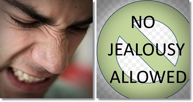 how to overcome jealousy in a relationship books