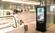 When Digital Signage Meets Fashion: Dazzling Café