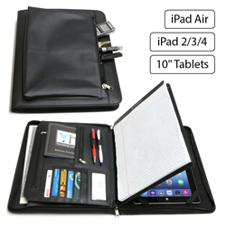 iPad Business Leather Portfolio