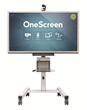 OneScreen from Clary Icon, Featured in Ultimate High-tech Office Remodel on DIY's Man Caves