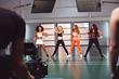 LITTLE MIX GET PERSONAL WITH TRAINING AT DAVID LLOYD LEISURE! Girl band film gym-inspired music video for Sport Relief charity single