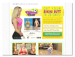 My Bikini Butt: Review Examining Andrea Albright's Complete Workout...
