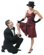 Prestige Ballroom in St. Louis Shows How Ballroom Dancing on...