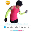 BeVisible Sports Announces Release Of New Arm Compression Sleeve In...