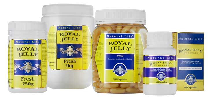 Online Sale: Rejuvenating Superfood Royal Jelly, from ...