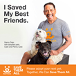 Character Actor Danny Trejo, His Rescued Canines Featured in 'Save...