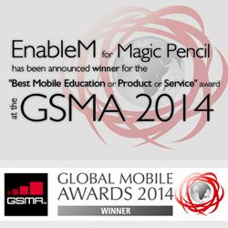 Winner - GSMA 2014