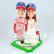 Interesting Personalized Wedding Cake Toppers At FunDeliver.com