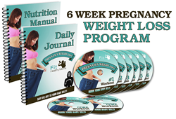 6 week pregnancy weight loss program review