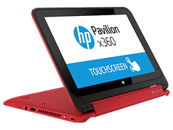 HP Convertible Pavilion  x360 PC