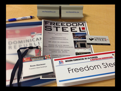 Freedom Steel Trade Mission