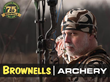 Brownells Launches Extensive Line of Archery Products