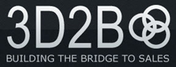 3D2B - BUILDING THE BRIDGE TO SALES