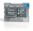 Dove® Men + Care®  Movie Offer Laptop Case Promotional Packaging