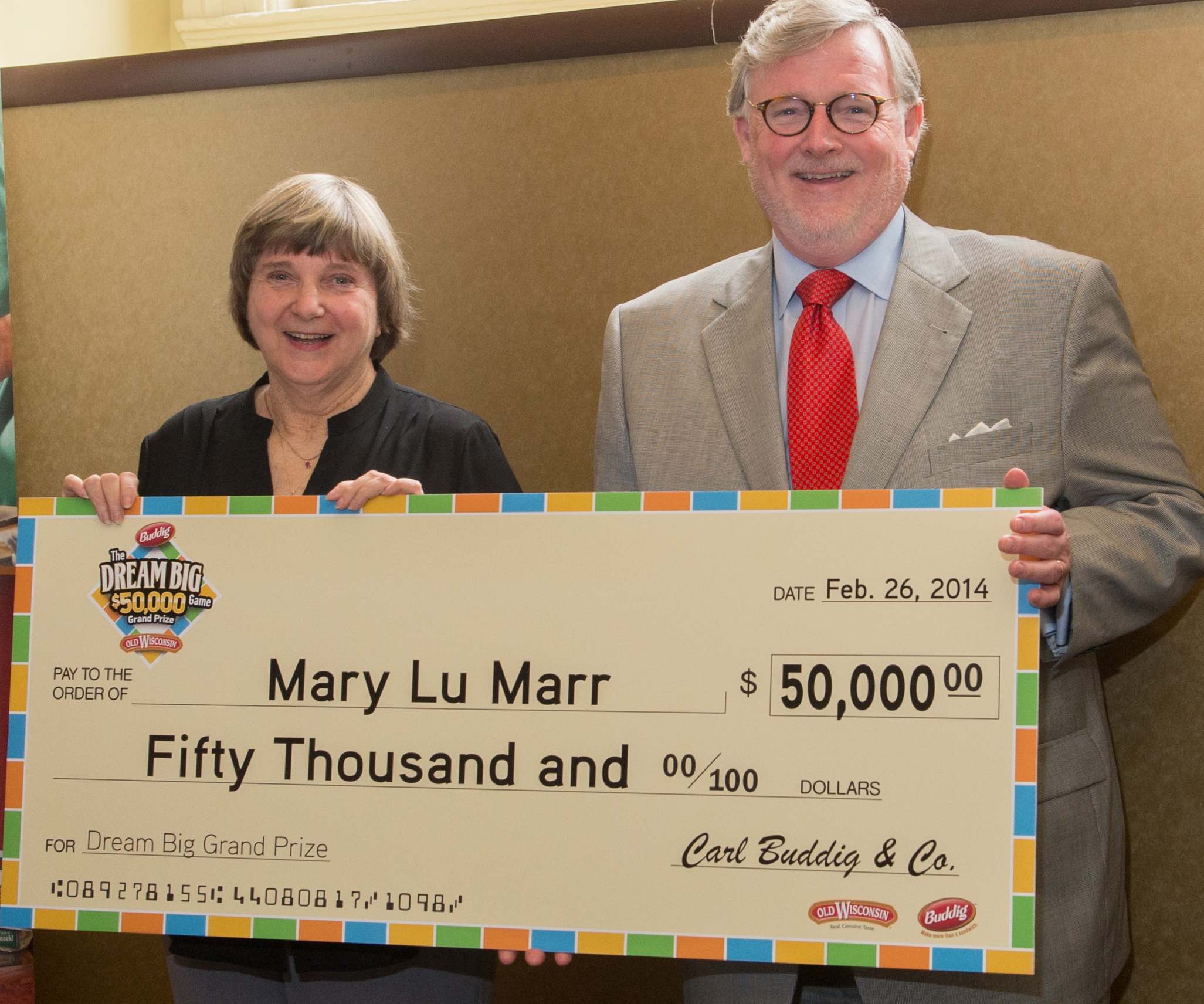 carl buddig awards $50,000 grand prize in dream big giveaway, Powerpoint templates