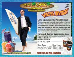 Maui Wowi: Franchise Opportunities in Milwaukee