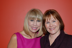WorkWizards founder Kendeyl Johansen (left) and co-founder Kim Shea