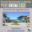 Encina Wastewater Authority Honored at California Water Environment...