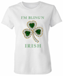 White St. Patty's Day t-shirt