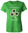 st. patty's day t-shirt green