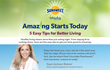 Amaz!ng Starts Today-- Sunsweet Celebrates National Nutrition Month