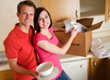 Los Angeles Movers Provide Packing Assistance for Moving a Kitchen