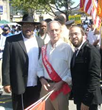 Joseph D.Savoy With Mayor Bloomberg