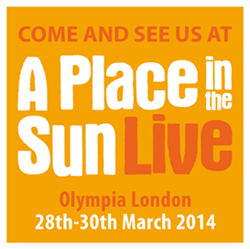 Oceanwide Properties exhibiting at A Place in the Sun