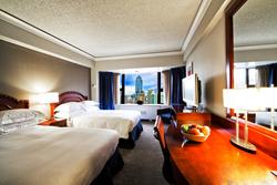 Hilton Seattle Guestroom