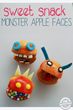 Monster Apple Snacks Have Been Released On Kids Activities Blog
