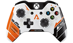 Titanfall modded controller