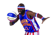 "Harlem Globetrotter Great- Kevin ""Special K"" Daley Announces Retirement After 10 Years as Team Captain"