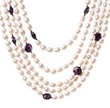 New Design Pearl Necklace Now Available on Aypearl.com