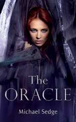 The Oracle, a fast-paced novel that brings 427 B.C. mythology of the Greco-Roman peoples to modern Italy.