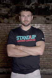 Ben Cohen MBE, Chairman of The Ben Cohen StandUp Foundation